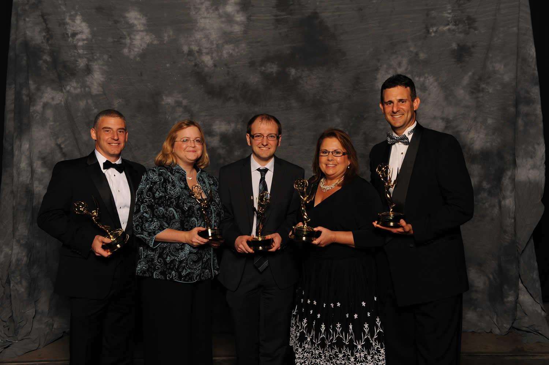 Emmy-Award Winning Team of WTHR-TV